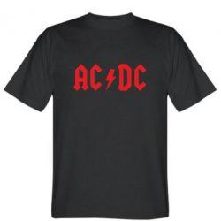 Мужская футболка AC DC - FatLine