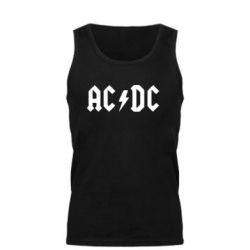 Майка чоловіча AC DC - FatLine