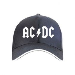 Кепка AC DC - FatLine