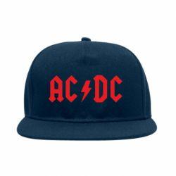 Снепбек AC DC - FatLine