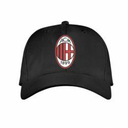Детская кепка AC Milan - FatLine