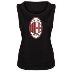 Женская майка AC Milan - FatLine