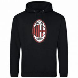 Мужская толстовка AC Milan - FatLine
