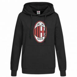 Женская толстовка AC Milan - FatLine