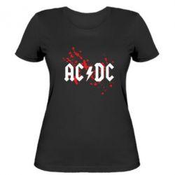 Женская ACDC - FatLine