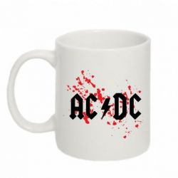 Кружка 320ml ACDC - FatLine