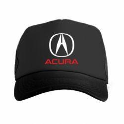 Кепка-тракер Acura