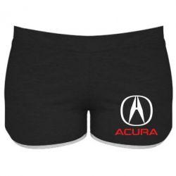 Женские шорты Acura - FatLine
