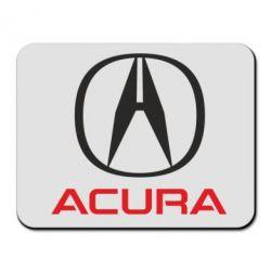 Коврик для мыши Acura - FatLine