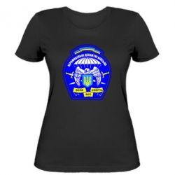 Женская футболка Аеромобільні десантні війська - FatLine