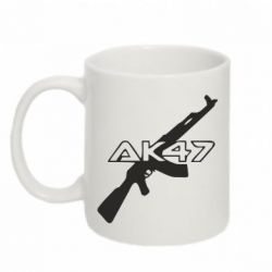 Кружка 320ml AK avtomat - FatLine