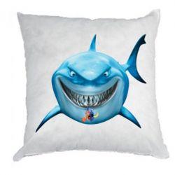 Подушка Акула улыбается