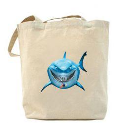 Сумка Акула улыбается