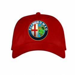 Детская кепка ALFA ROMEO - FatLine