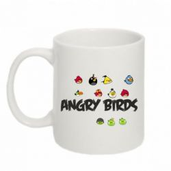 Кружка 320ml All Angry Birds