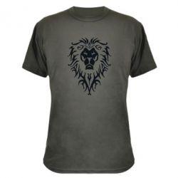 Камуфляжная футболка Альянс - FatLine