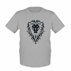 Детская футболка Альянс - FatLine