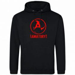 Толстовка Amatory - FatLine