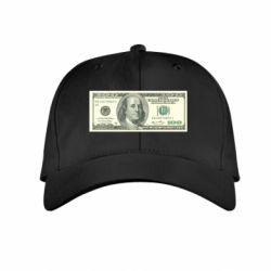Детская кепка Американский Доллар