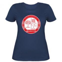 Женская футболка AMG - FatLine