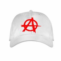Детская кепка Anarchy - FatLine