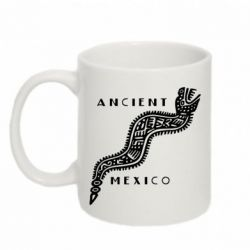 Кружка 320ml Ancient Mexico Art