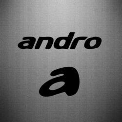 Наклейка Andro - FatLine