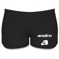 Женские шорты Andro