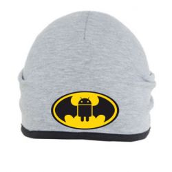 Шапка Android Batman - FatLine