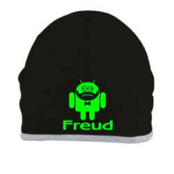 Шапка Android Freud