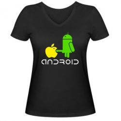 ������� �������� � V-�������� ������� Android fuck Apple