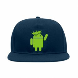 Снепбек Android King