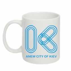 Кружка 320ml Anew City of Kiev - FatLine