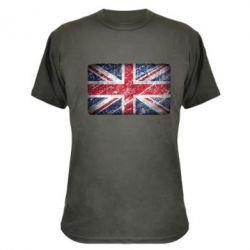 Камуфляжная футболка Англия - FatLine