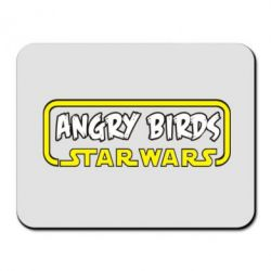 Коврик для мыши Angry Birds Star Wars 4 - FatLine