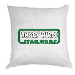 Подушка Angry Birds Star Wars 4 - FatLine