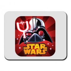 Коврик для мыши Angry Birds Star Wars Logo - FatLine