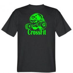 Мужская футболка Angry CrossFit - FatLine