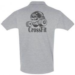 Футболка Поло Angry CrossFit - FatLine