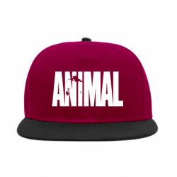Снепбек Animal Logo - FatLine