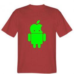 Мужская футболка Apdroid - FatLine