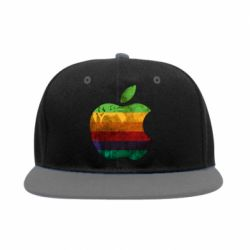 Снепбек Apple Graffity - FatLine