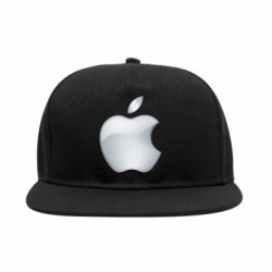 Снепбек Apple Silver - FatLine