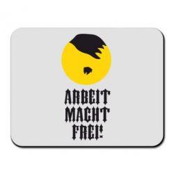 Коврик для мыши Arbeit Macht Ftei Hitler