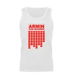 Мужская майка Armin Van Buuren Trance - FatLine