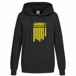 Женская толстовка Armin Van Buuren Trance - FatLine