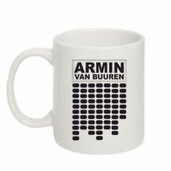 Кружка 320ml Armin Van Buuren Trance - FatLine