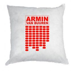 Подушка Armin Van Buuren Trance - FatLine