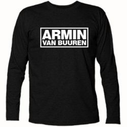 Футболка с длинным рукавом Armin - FatLine