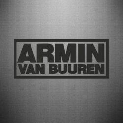 Наклейка Armin - FatLine